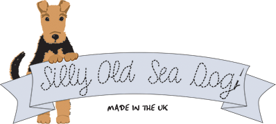 Logo Silly Old Sea Dog