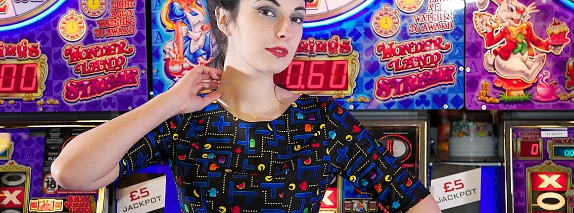 Retro Gamer Dress is Back